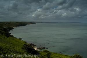 Start Bay from Start Point, South Devon, England. Image No. MBI000922.