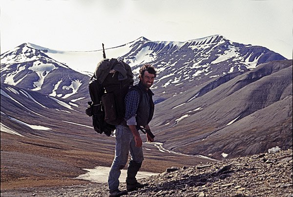 Colin Munro Svalbard expedition
