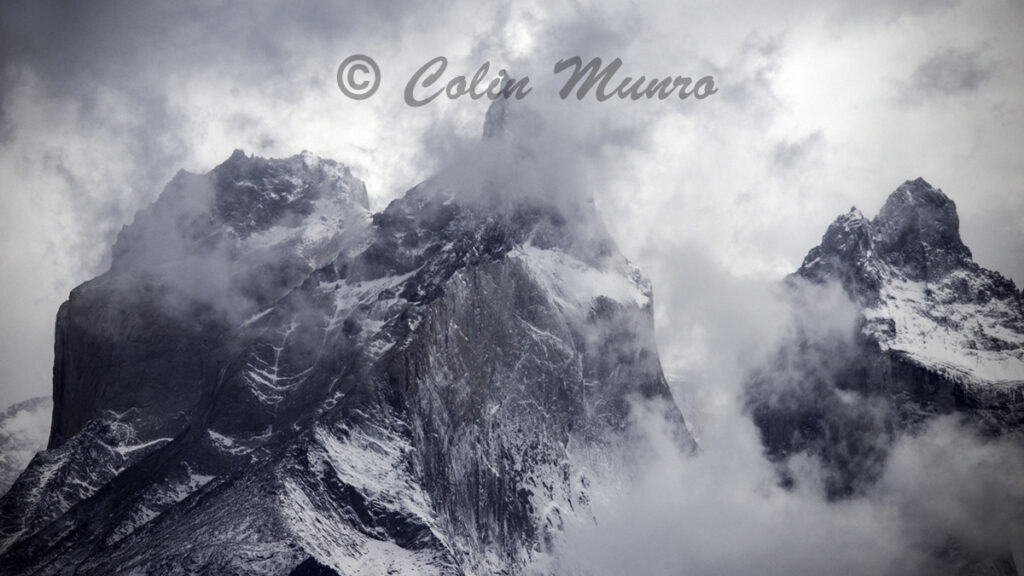 Cuernos Del Paine, Torres del Paine, buy Fine Art Prints. Colin Munro Photography