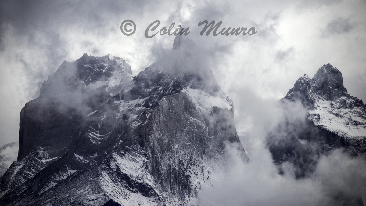 Cuernos Del Paine, Torres del Paine, buy Art Prints. Colin Munro Photography