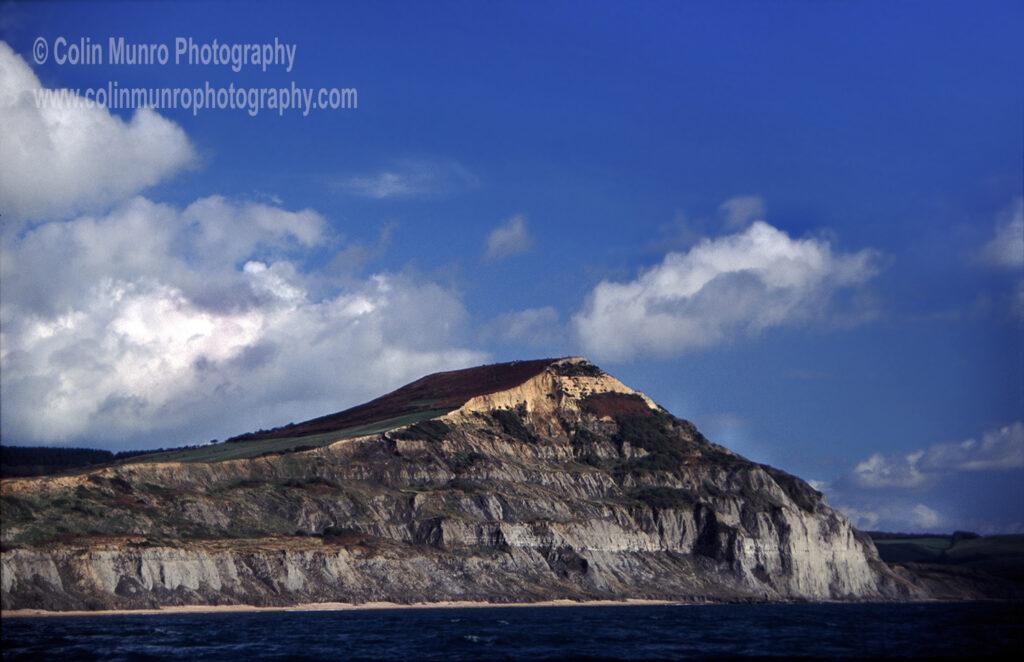 Golden Cap, Lyme Bay, SW England